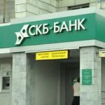 Оформление онлайн — заявки на кредит в СКБ-банке